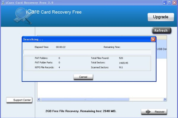Download the iCare Card Recovery Free now!