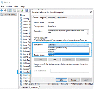 how to fix disk 100 percecent