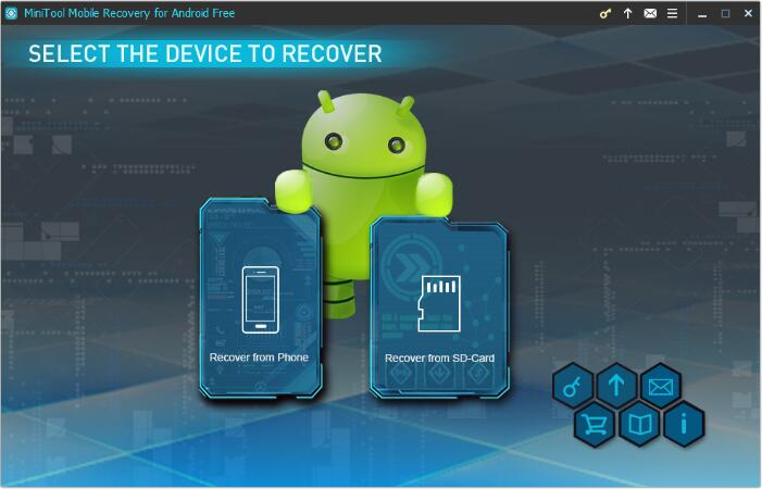 android mobile data recovery