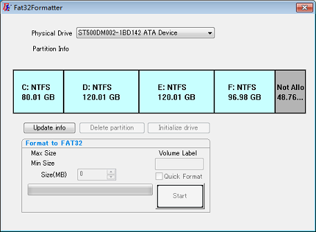 Free]5 Disk/USB Format Tool for Hard Disk Pendrive SD Card