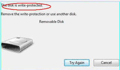 Remove Write Protection on Memory Card SD USB Drive