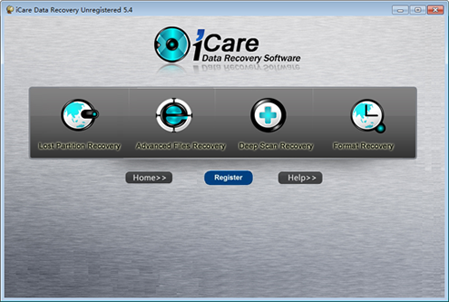 iCare Data Recovery Free 5.4 Icareunregistered