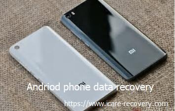 android phone recovery