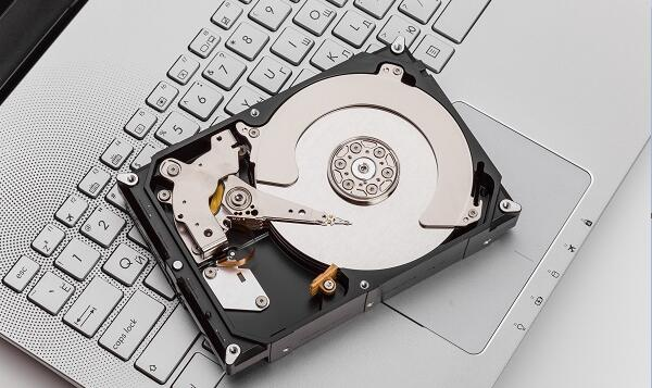 hard drive crash recovery