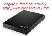 seagate external drive recovery