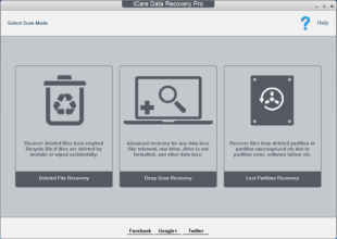 best free software to recover deleted files from external hard drive