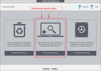 ثلاث خطوات آسترداد ماتم حذفه icare-free.png